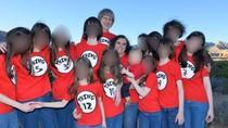 Terkumpul Donasi Rp 6,7 M Untuk 13 Anak di AS yang Disekap Orangtua