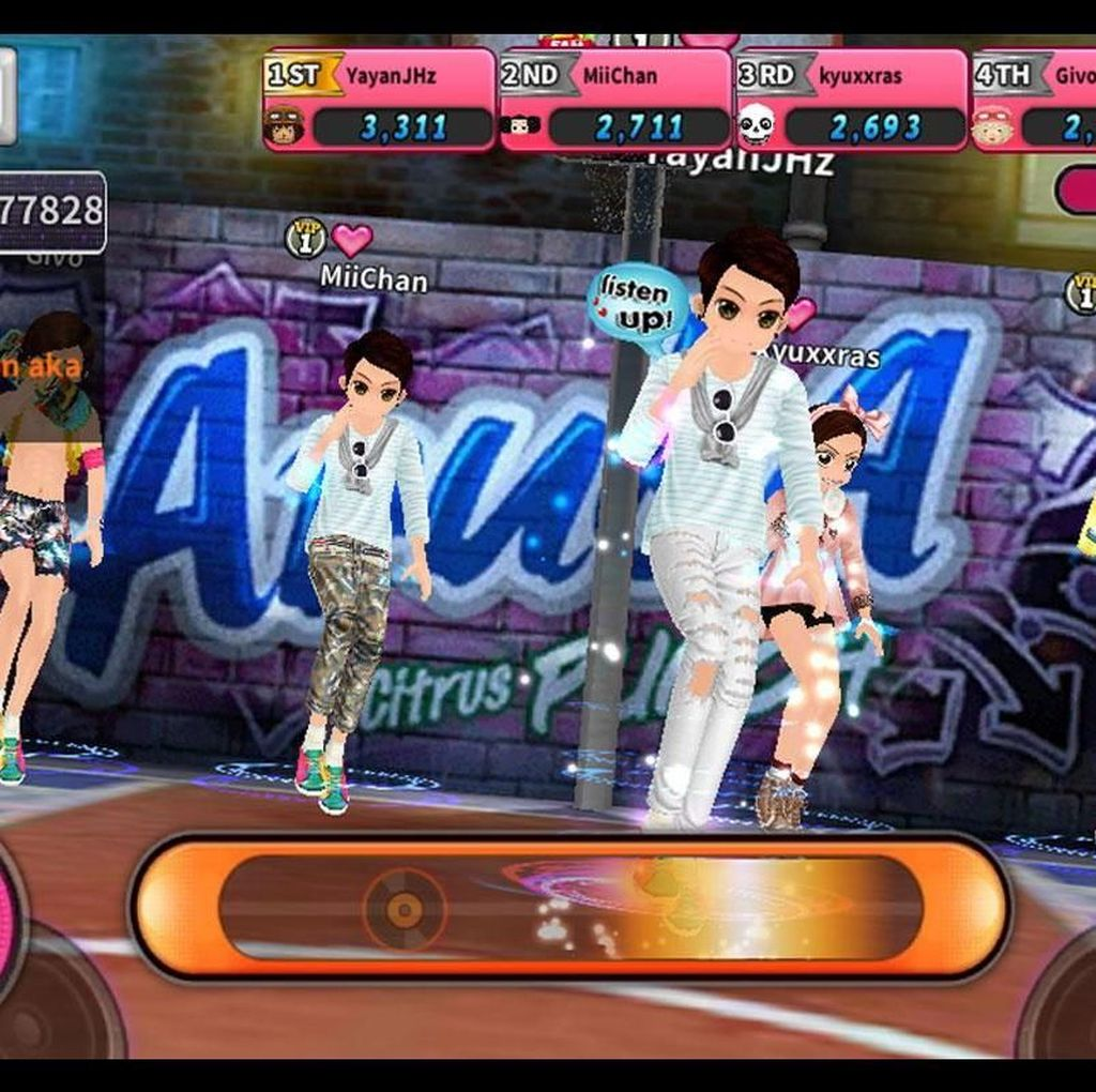 Game AyoDance Bisa Dimainkan Mobile