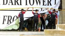 6 Korban Selasar BEI Ambruk akan Dioperasi di RS Siloam