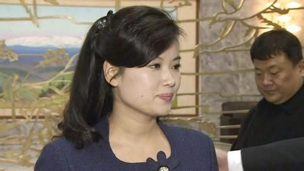 Ini Hyon Song-wol, Pentolan Girlband yang Jadi Delegasi Korut