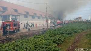 Museum Bahari Jakarta Kebakaran