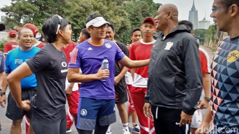 Sandi: Atlet Kalau Berprestasi Langsung Diangkat Jadi PNS