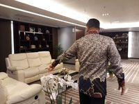 Melihat Ruangan Kerja Bamsoet yang Sudah Bersih dari Barang Novanto