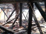 Kebakaran Museum Bahari, 1 Petugas Damkar Terluka