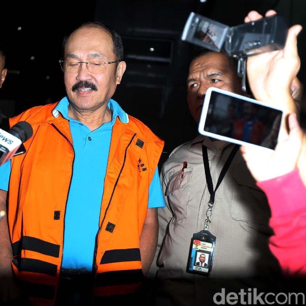 Fredrich Ancam Polisikan Wakil Ketua KPK Basaria Pandjaitan