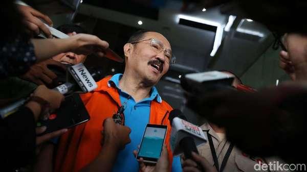 Serang KPK, Fredrich Tuduh Jaksa Ancam Anak Istrinya