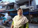 Suara Emak-emak di Cilincing yang Pilih Naik Becak Saat Belanja