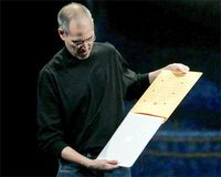 10 Tahun Lalu, Steve Jobs Mengubah Masa Depan Laptop