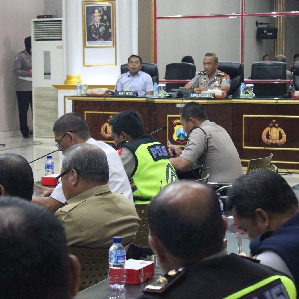 1.922 Personel Disiapkan Amankan Piala Presiden di Surabaya