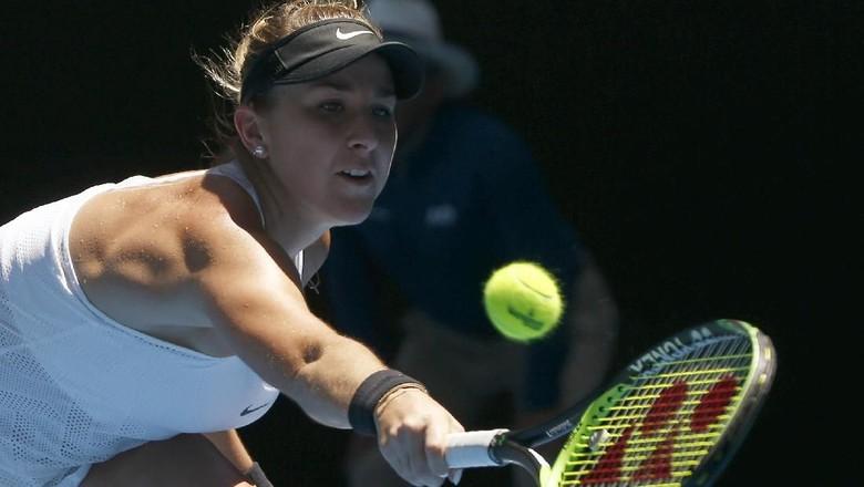 Usai Depak Venus, Belinda Bencic Disingkirkan Petenis Kualifikasi