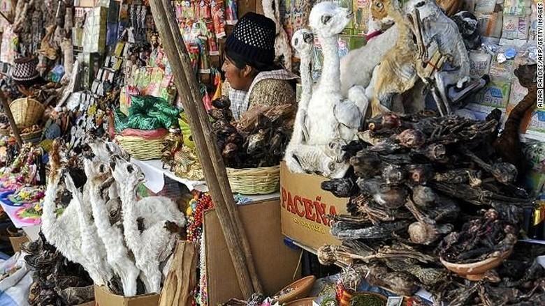 Mercado de las Brujas (AFP/Getty Images)
