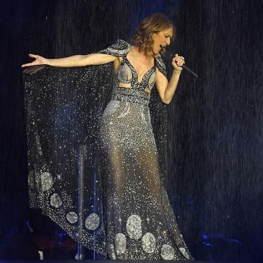 Alami Gangguan Pendengaran, Celine Dion Tetap Konser di Jakarta?