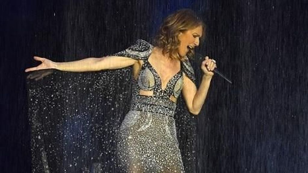Tiket Termahal di Konser Celine Dion Rp 25 Juta, Penonton Dapat Apa Saja?