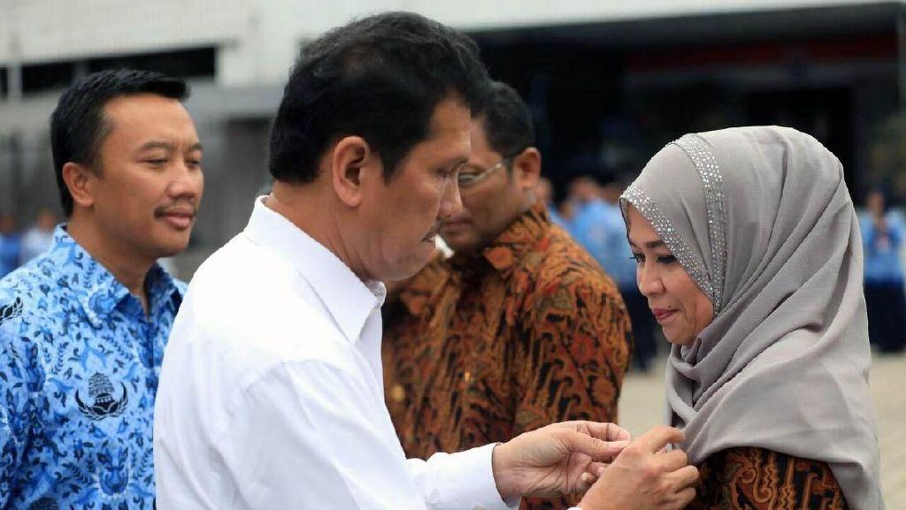 130 Atlet Berprestasi Diangkat Jadi PNS