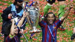 Neymar: Warisan Seni Sepakbola Ronaldinho Takkan Terkalahkan