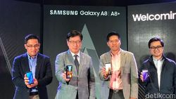 Resmi Dirilis! Ini Harga Samsung Galaxy A8 dan A8+ di Indonesia