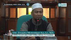 Ustaz Zulkifli Anggap Kasusnya Aneh, Polisi: Kami Sesuai KUHAP