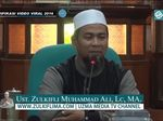 Jadi Tersangka, Zulkifli Muhammad Ali: Banyak yang Terasa Aneh