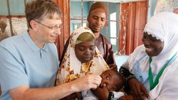 Bill Gates Lunasi Utang Nigeria ke Jepang Rp 950 M