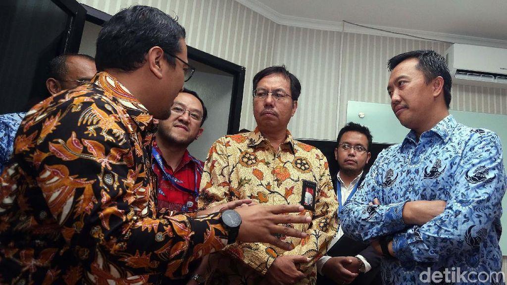 Telkom Gandeng Kemenpora Bangun Wadah Startup Digital