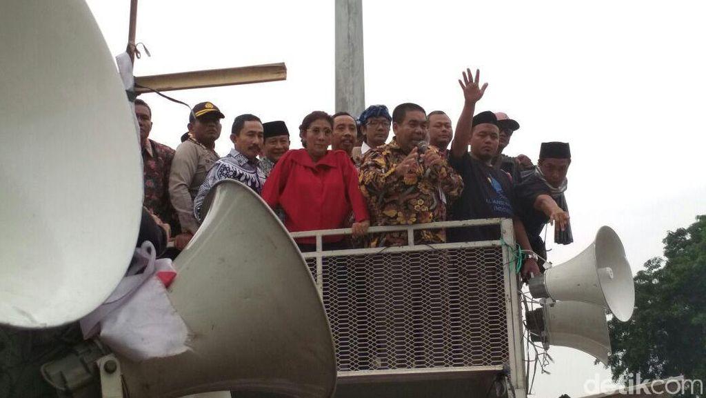 Susi: Saya akan Bantu Nelayan Beralih dari Cantrang