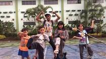 Kerennya Nyanyian Anak Bintang dari Sebuah Gang di Bandung
