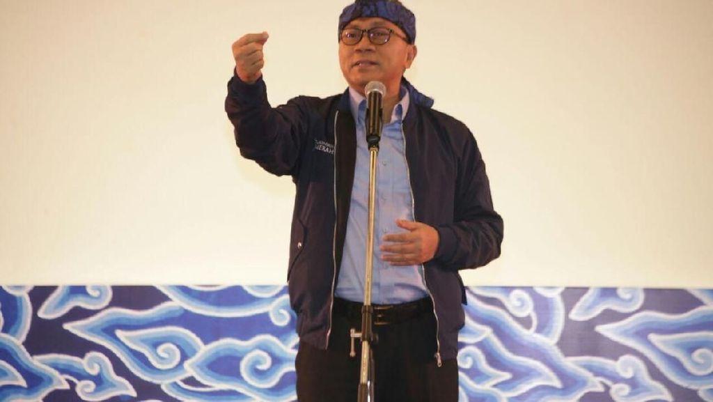 Zulkifli: PAN dan 4 Fraksi di DPR Tolak LGBT