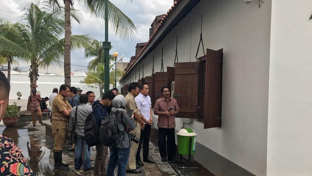 Museum Bahari Terbakar, Pemprov DKI Diminta Beri Atensi Lebih