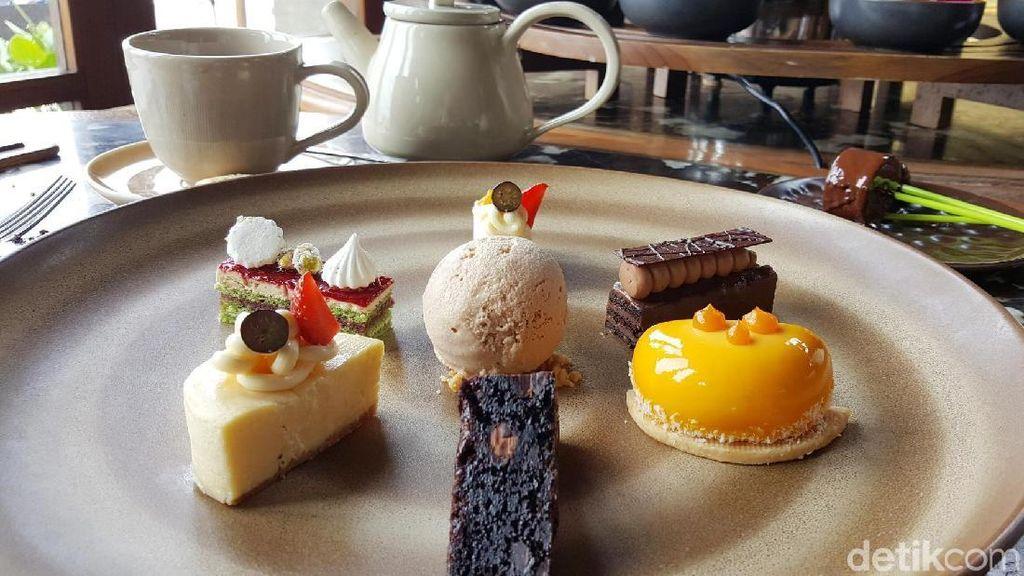 Sundara: Saat Secangkir Earl Grey Ditemani Chocolate Fountain yang Lengkap