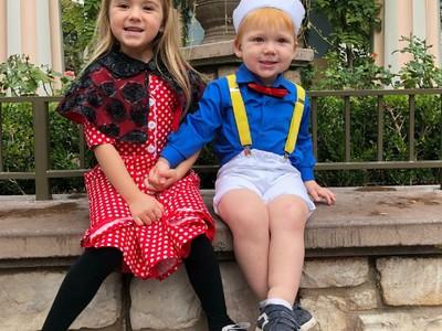 Lihat Foto-foto Kostum Anak Ini, Bun, Buatan Tangan Sendiri Lho
