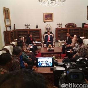 Cak Imin Apresiasi Jokowi Temui Nelayan Cantrang