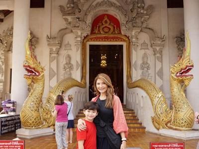 Ide Liburan ke Thailand dari Tamara Bleszynski