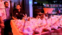 Harga Daging Ayam di Garut Capai Rp 50 Ribu Per Kilogram