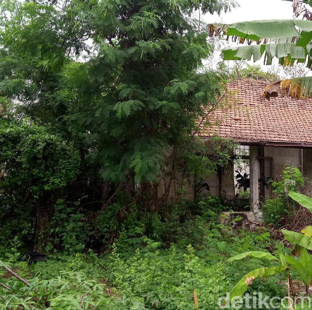 Kemegahan Arsitektur Rumah Cimanggis yang Terancam Digusur