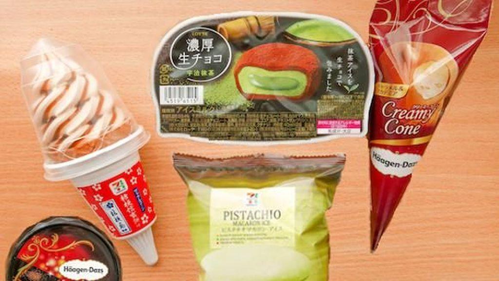 Liburan ke Jepang Wajib Coba 5 Es Krim Baru yang Enak Ini!