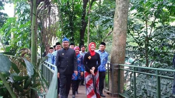 Forest Walk Baksil Bandung Diklaim Salah Satu Terpanjang di ASEAN