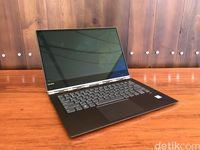 Lenovo Yoga 920: Laptop Stylish, Performa Gahar