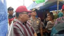 Ombudsman Temui PKL, Cek Hasil Penataan Tanah Abang