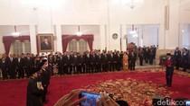 Peta Baru Kabinet Jokowi-JK: Golkar dan Hanura Dapat Tambahan Kursi