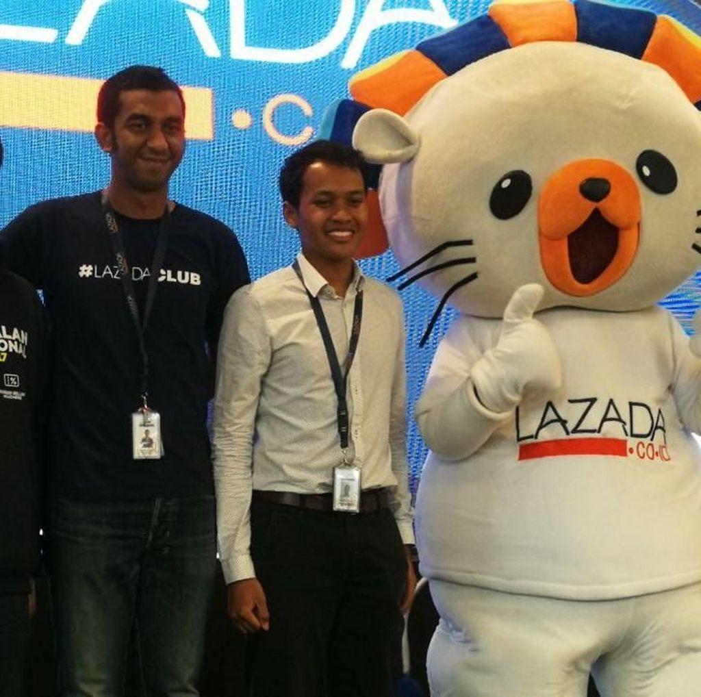 Tiga Strategi Lazada Menangkan Persaingan e-Commerce 2018
