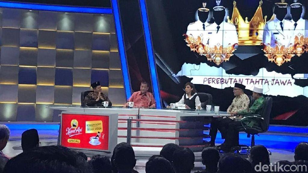 Jadi Cawagub Ridwan Kamil di Pilgub Jabar, Uu: Tak Ada Kawin Paksa