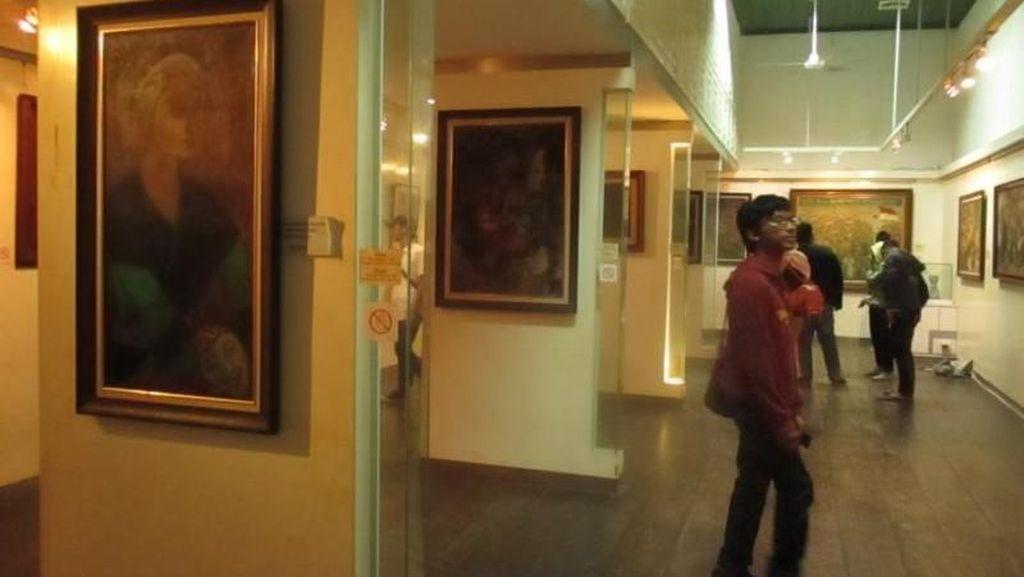 Ini Loh Isi Museum Seni Rupa dan Keramik di Jakarta