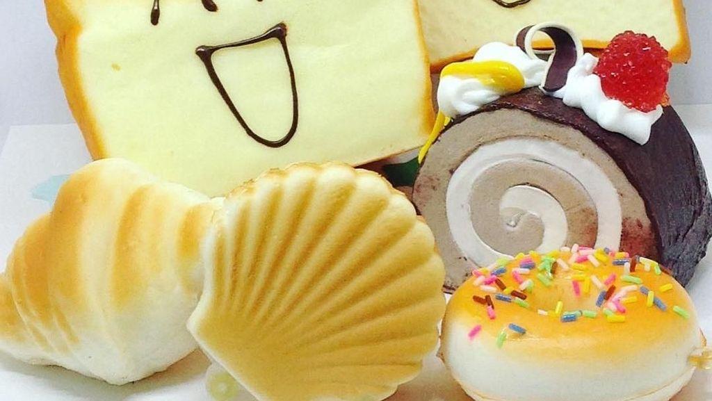 10 Squishy Bentuk Makanan Ini Imut dan Menggemaskan!