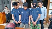 Aksi Jambret Terekam CCTV, Wawan Butuh Biaya Lahiran