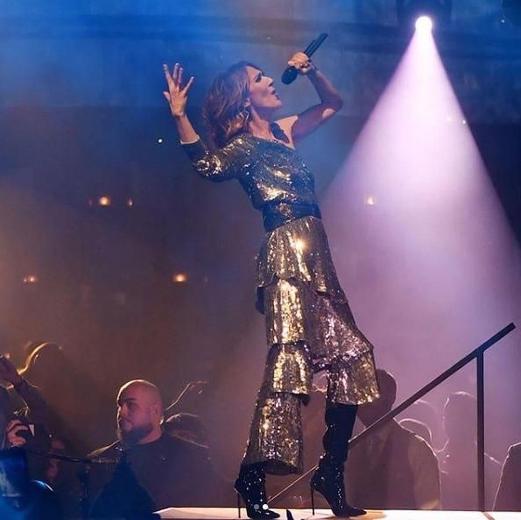 Tiket Konser Celine Dion Rp 25 Juta Sold Out!
