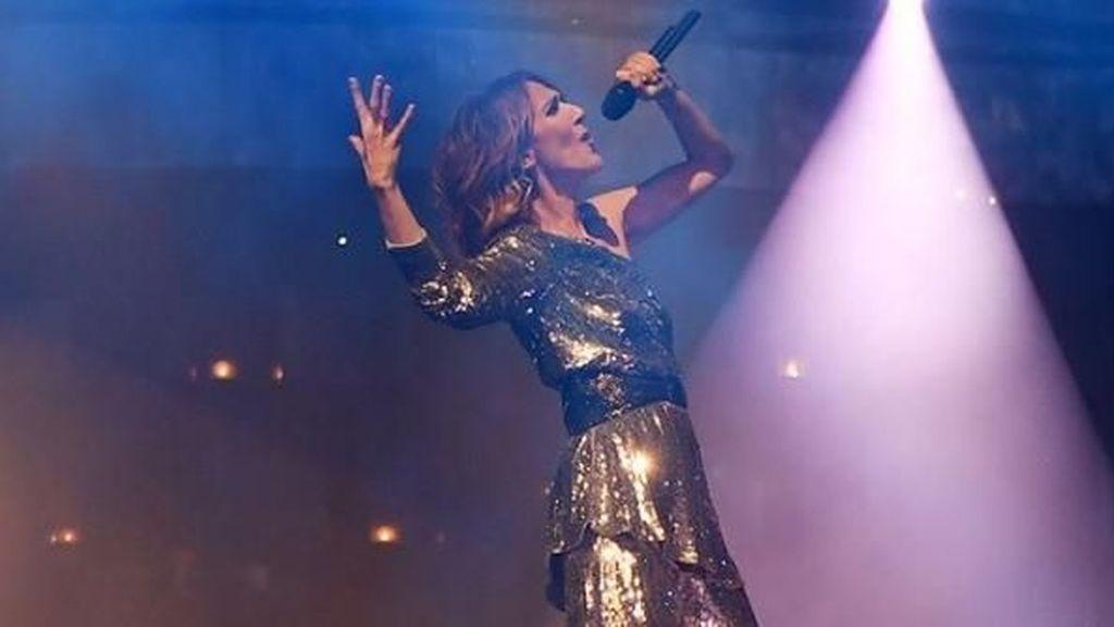 Gokil! Tiket Konser Celine Dion Rp 25 Juta Sold Out