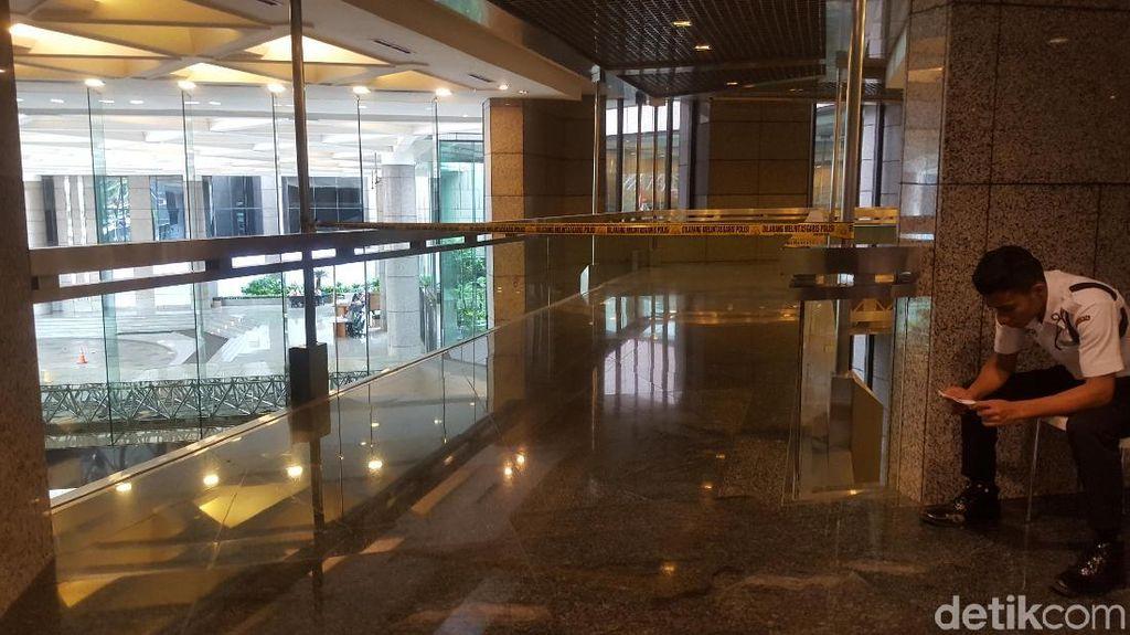 Selasar Tower II Ambruk, BEI Dapat Simpati dari Bursa Dunia