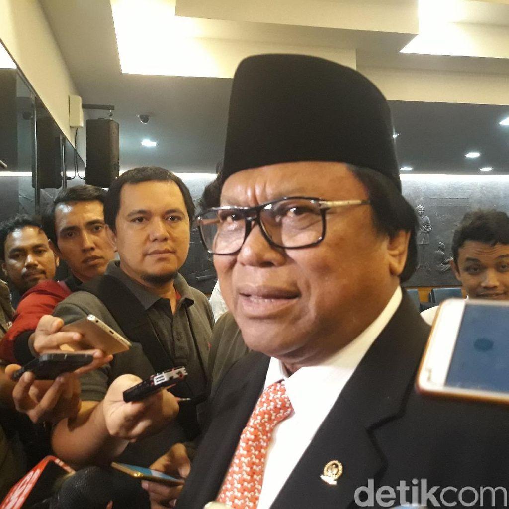 Kursi Hanura di Kabinet Jokowi Bertambah, OSO: Ya Bagus kan