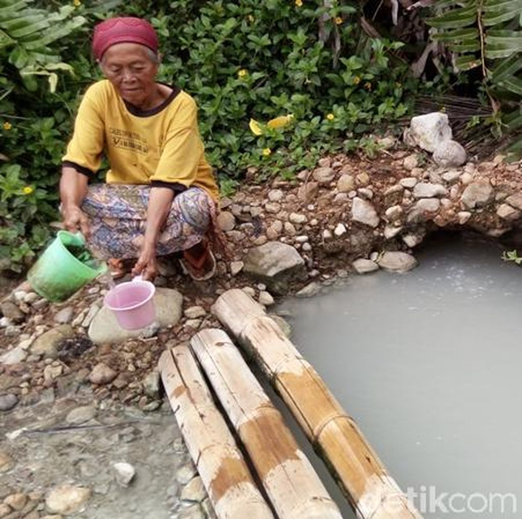 Cerita di Balik Air Pablengan di Semarang untuk Pembuatan Karak