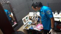 BNN Gerebek Pabrik Ekstasi di Perumahan Alam Raya Tangerang